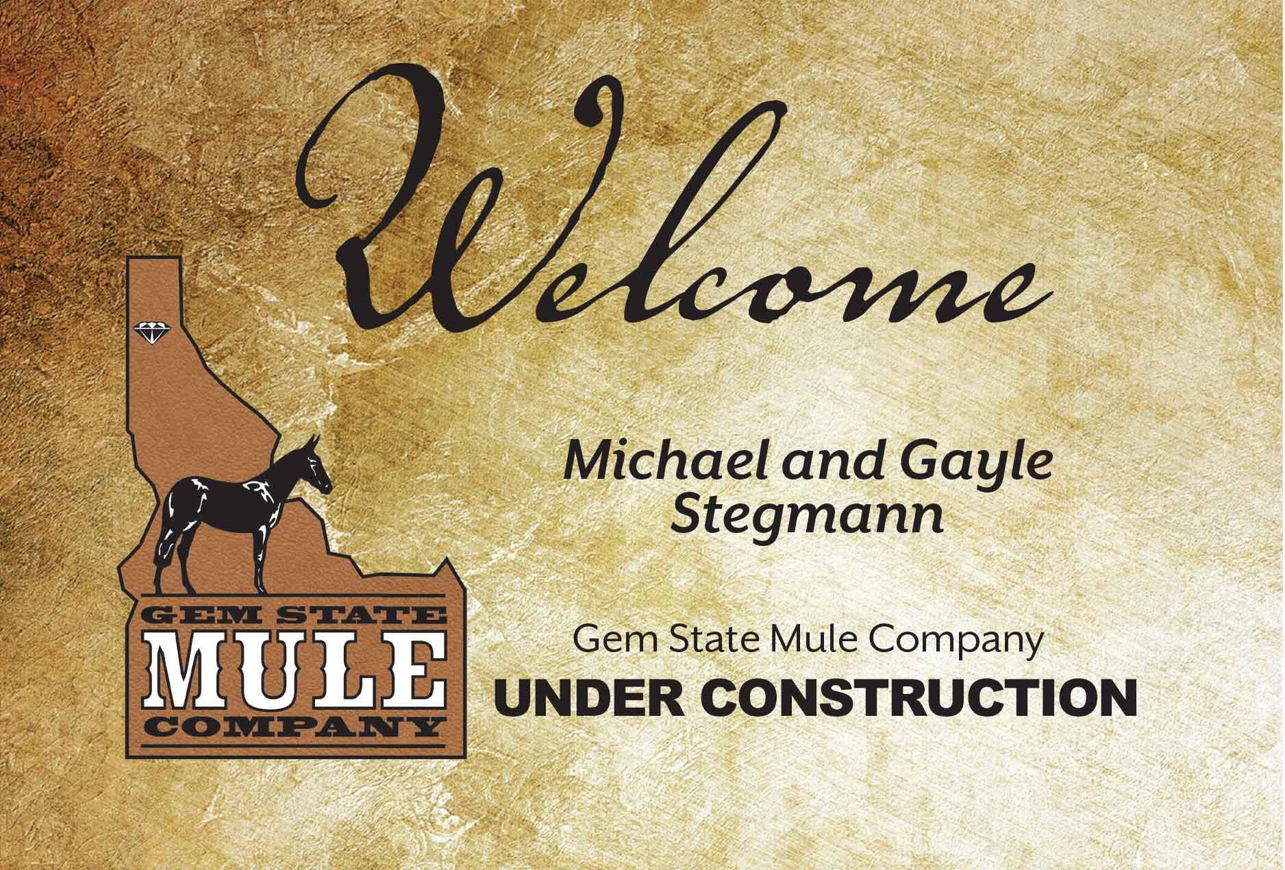 Gem State Mule
